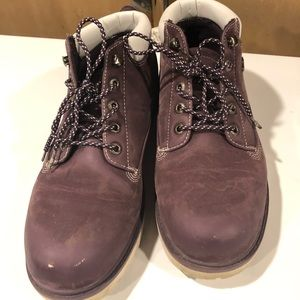 Lugz work boots